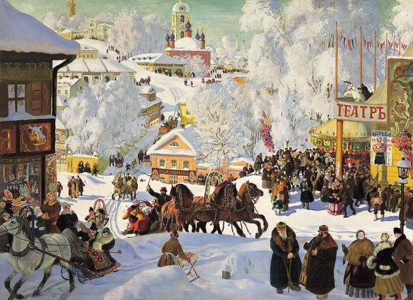 Russia - Maslenitsa