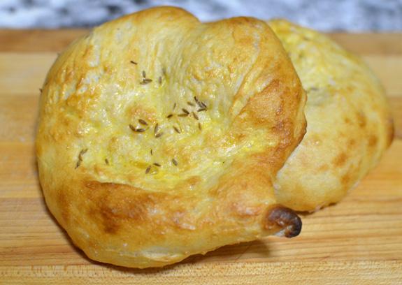 Uzbek Cuisine - Non / Lepyoshka