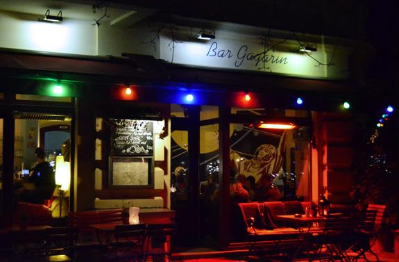 Berlin - Bar Gagarin