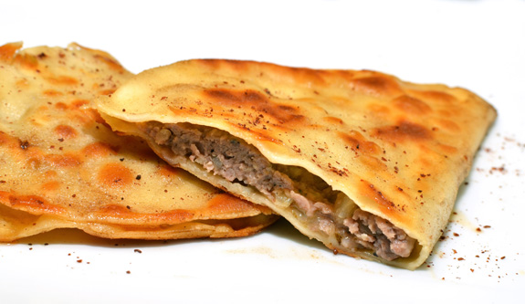 Kutab, Azeri Stuffed Flatbread