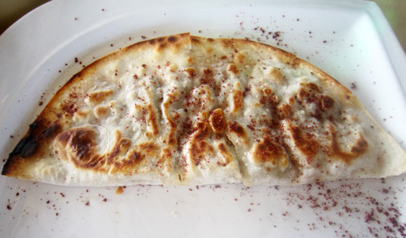 Azeri Cuisine - Baku Palace - Kutab
