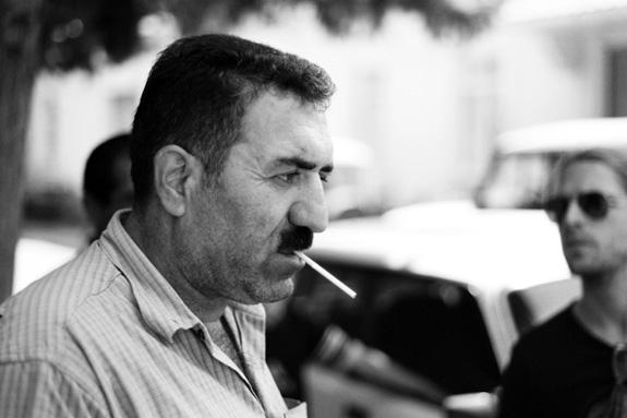 Azerbaijan Travel - Quba - Police Chief