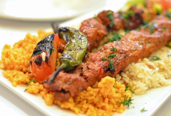 #1 Uzbek Palace - Turkish Kebabs