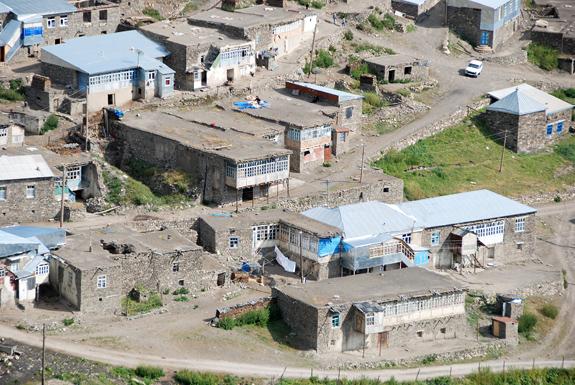 Azerbaijan - Xinaliq