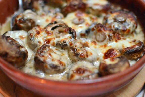 Georgian Cuisine - Pepela - Soko Ketze