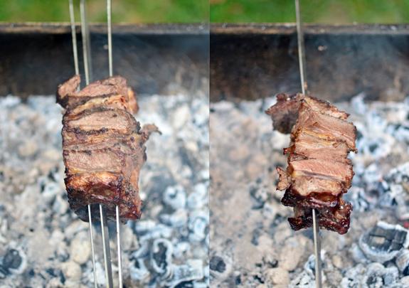 Armenian Cuisine - Shashlyk Po-Karski