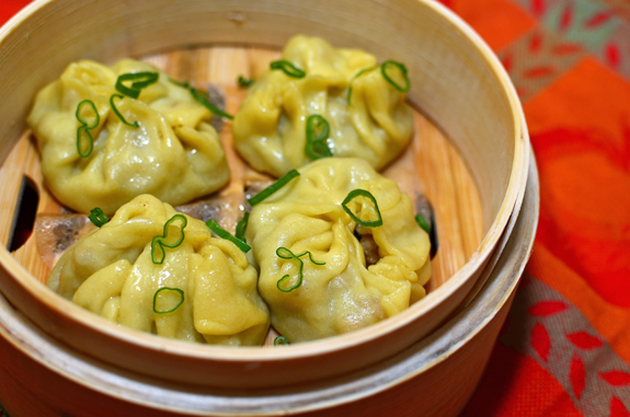 Buryat Cuisine - Buuzy