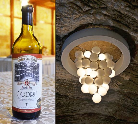 Moldova - Milestii Mici Winery