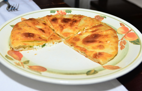 Restaurant Vatra Neamului - Cheese Pie