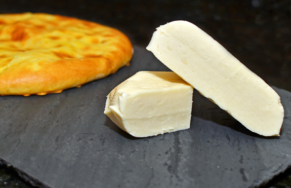 Georgian Cheese - Sulguni