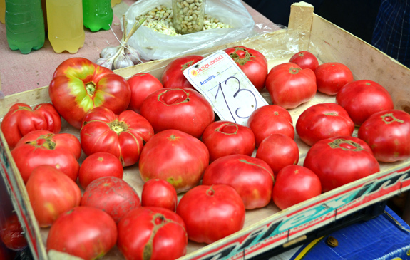 Chisinau Central Market - Produce