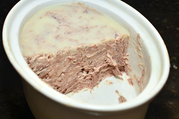 Lake Ontario Wild Duck and Goose Rillettes