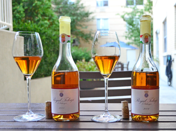 Royal Tokaji Aszú 5 Puttonyos 2005 and 2006