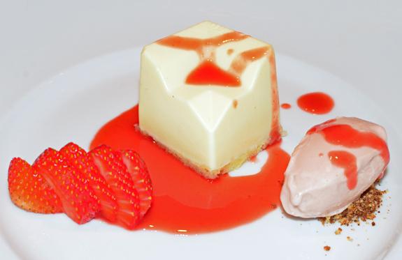 Petrossian - Strawberry Dessert-small