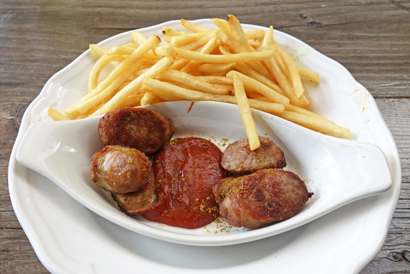 Currywurst - Black Forest Brookyn