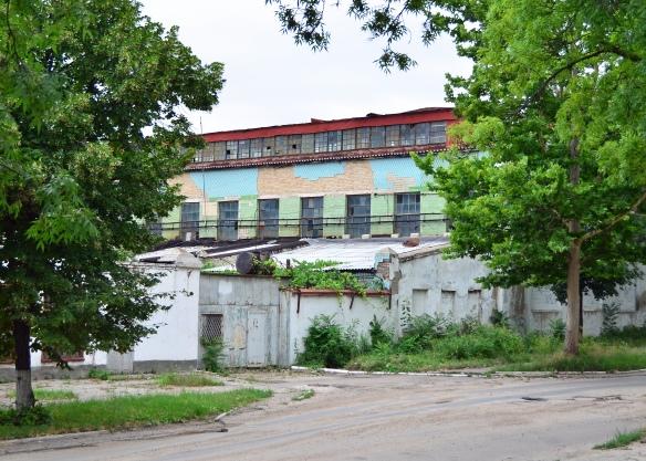 Tiraspol - Factory