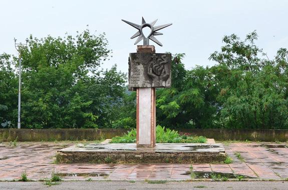 Tiraspol - Power Station Monument