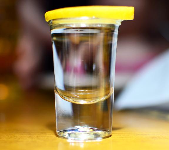 Uzbek Cuisine - Kebeer - Vodka