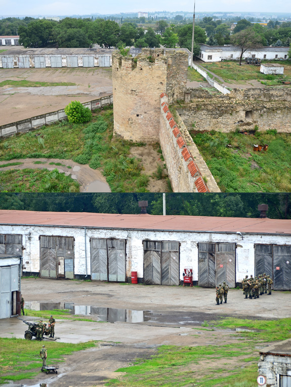 Bendery - Tighina Fortress - Military Base
