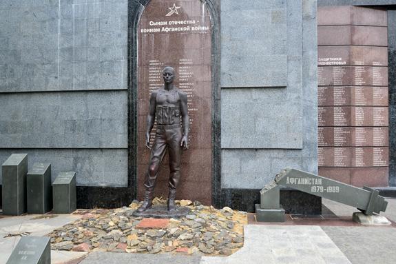 Tiraspol - War Memorial
