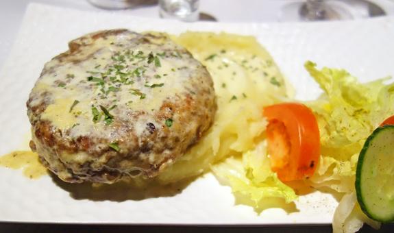 Resto Ukraine - Pozharsky Cutlet